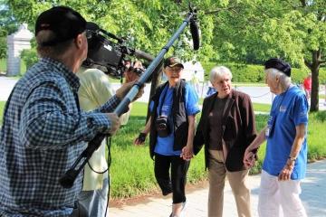 Interview wtih woman WWII Veteran