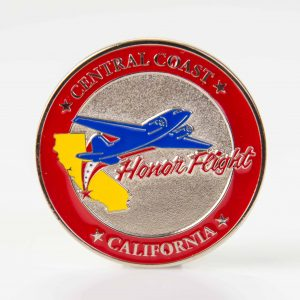 Guardian Challenge Coin - Front