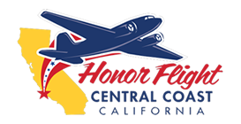 Logo Honor Flight Central Coast California